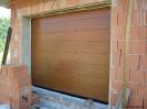 Garážová vrata Svatbín