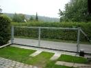 Vjezdová brána Vyžlovka